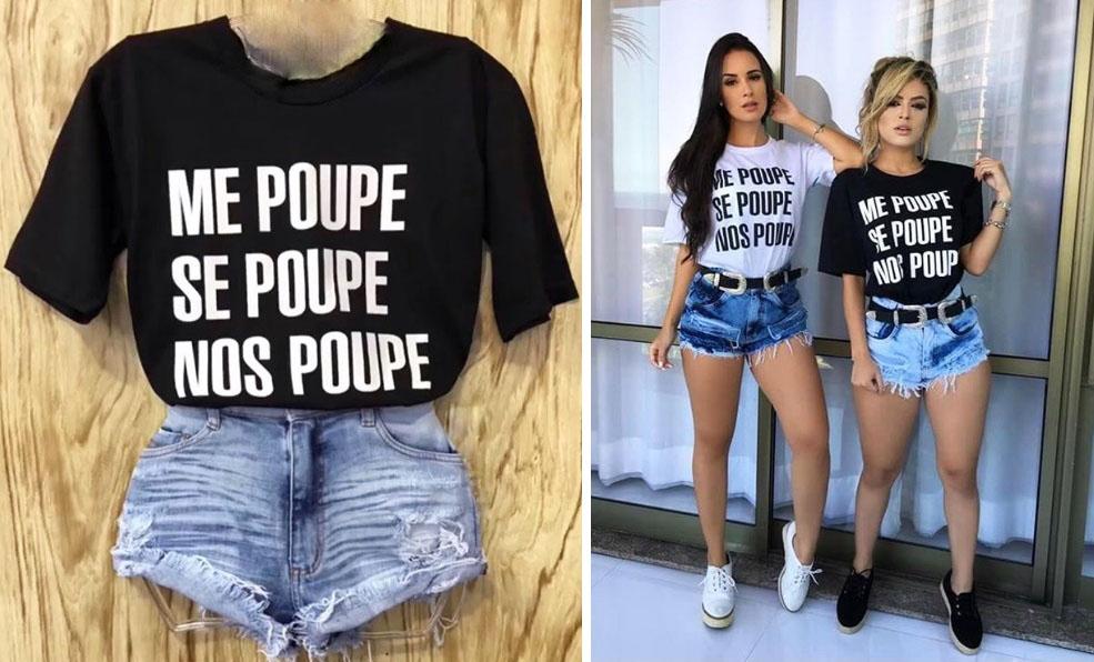 Me Poupe Se Poupe Nos Poupe Efeitos Do Dia T