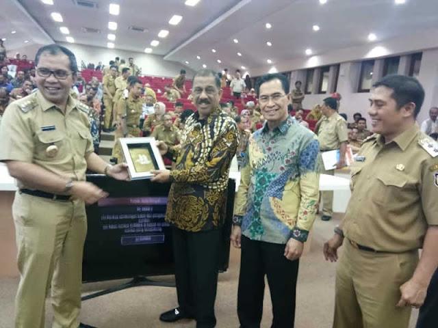 Richard Louhenapessy Ajak Tim Pelajari Konsep Pembangunan Kota Makassar