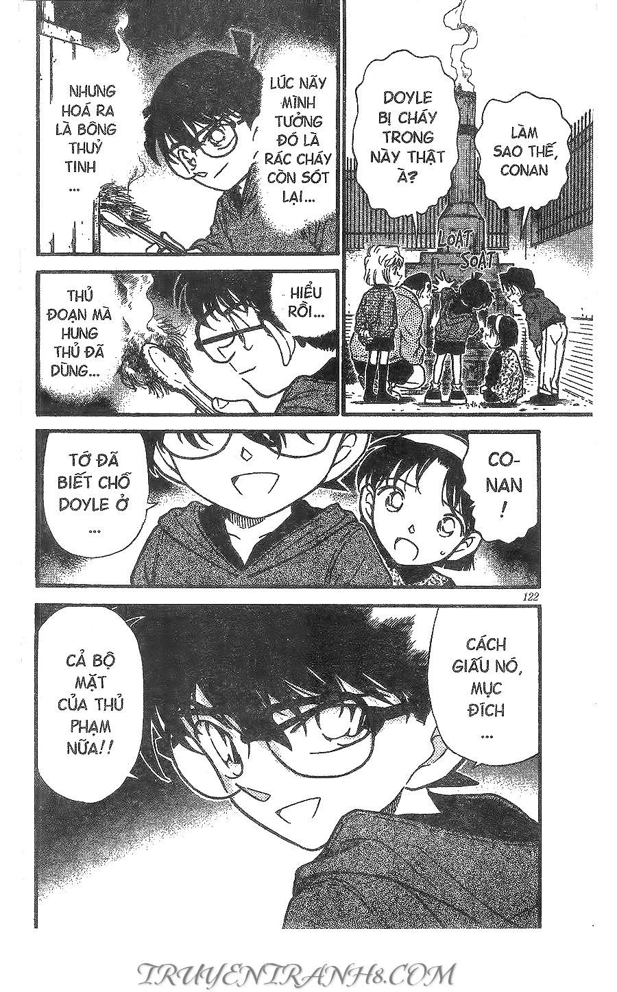 Detective Conan Chap 291 - Truyen.Chap.VN