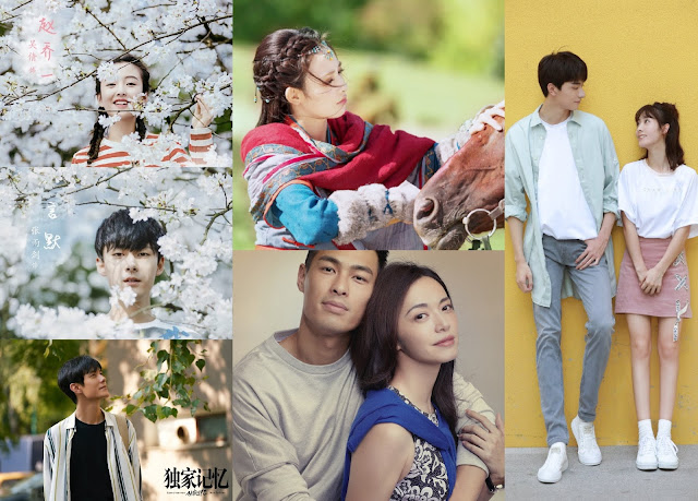 Top Chinese Dramas Douban 2019