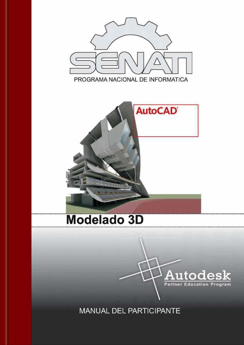 AutoCAD: Modelado 3D – SENATI