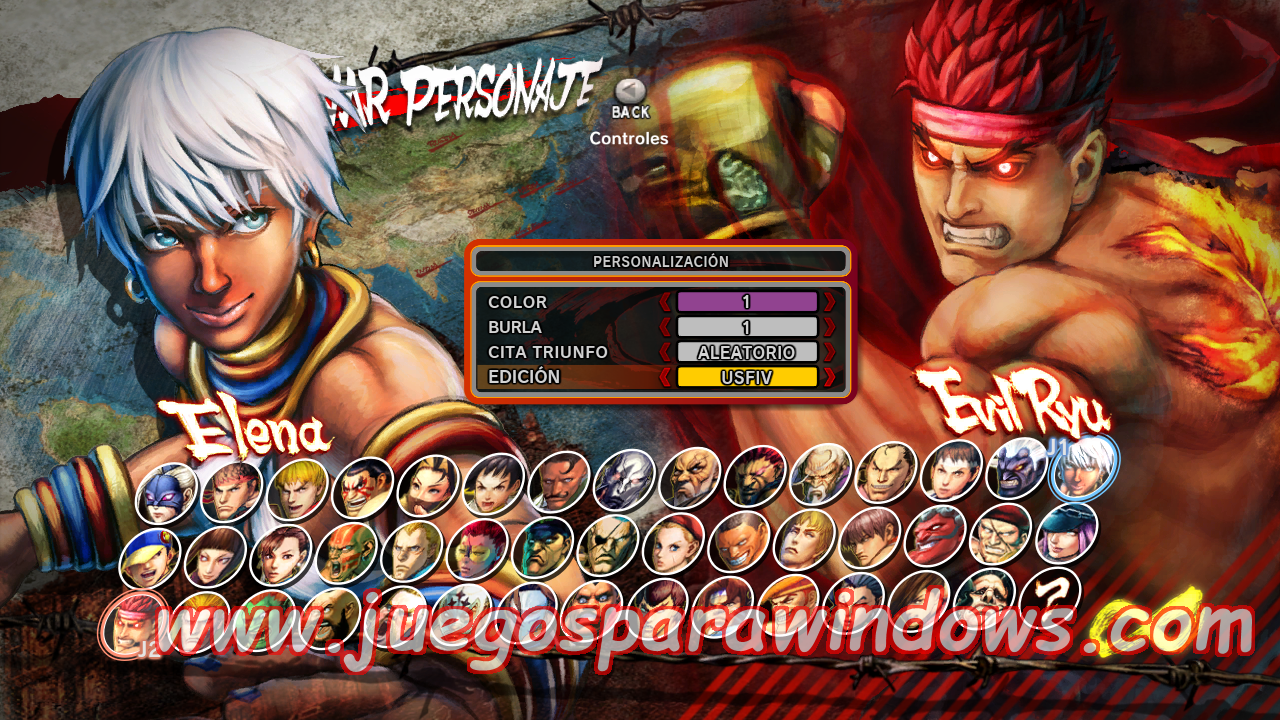 Ultra Street Fighter IV XBOX 360 ESPAÑOL (Region FREE) (WG) 4