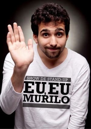 Murilo Couto - Eu, Eu Murilo Filmes Torrent Download capa