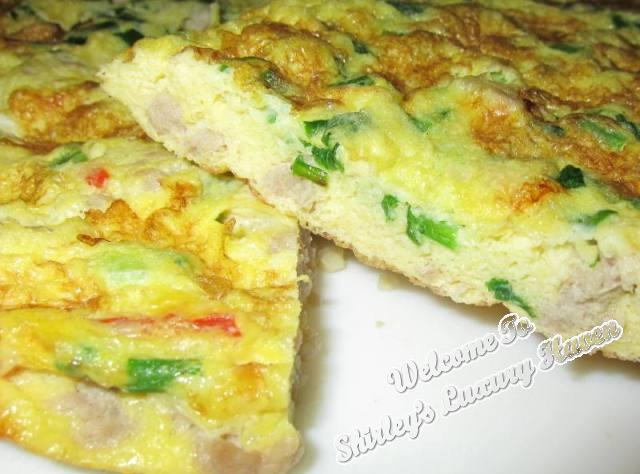happy call pan minced pork omelette recipes