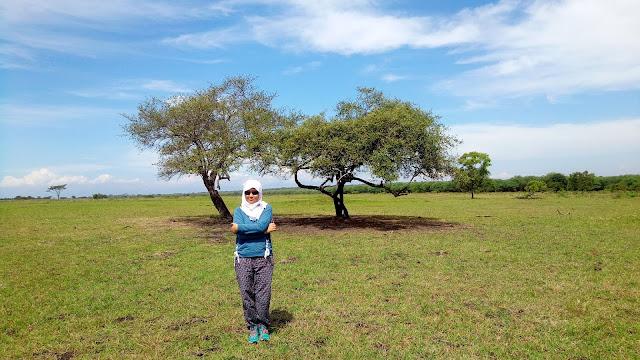 Wisata Alam mirip Afrika di Jawa Timur