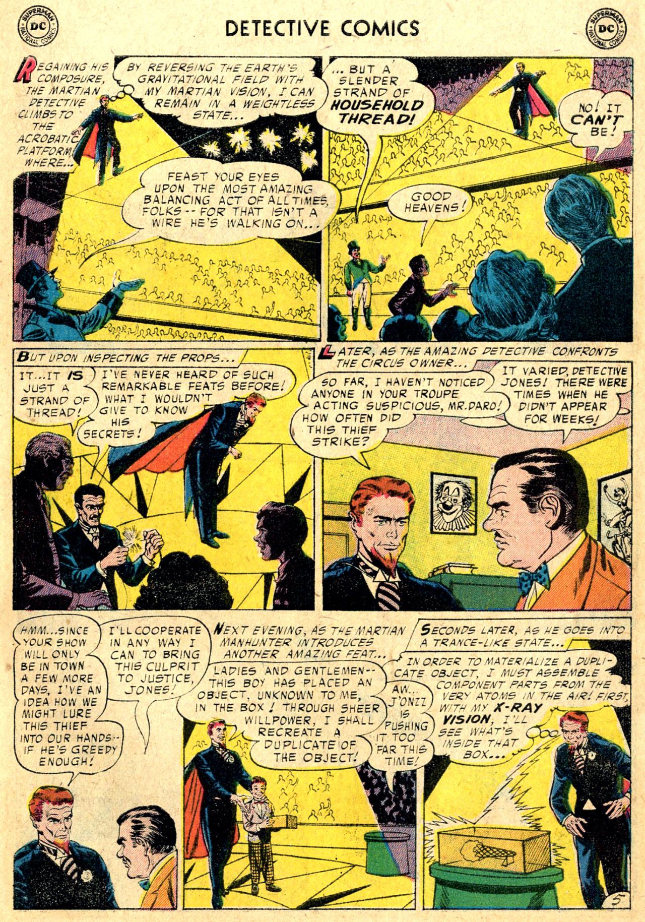 Read online Detective Comics (1937) comic -  Issue #235 - 31