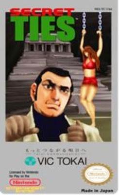 Review - Secret Ties - Nintendo [Protótipo]