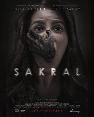 Sinopsis Film Sakral (2018)