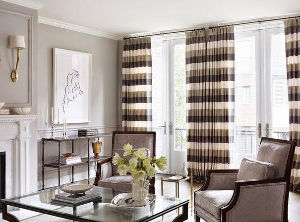 Rideaux design rideaux et voilages - Rideaux design pour salon ...
