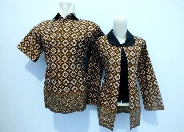 4 Tips Mudah Mix And Match Model Baju Batik Kantor
