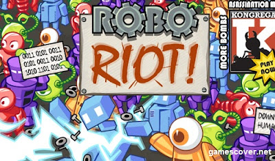 Play Robo Riot Online Game