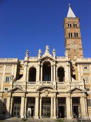 Santa María la Mayor de Roma