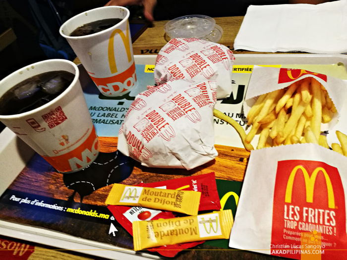 Casablanca 4 Day Itinerary McDonalds