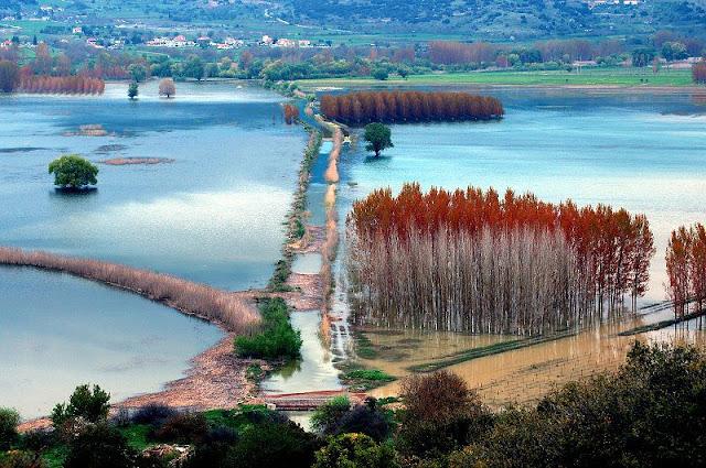 Αργολίδα: Δημιουργία ΤΟΕΒ ζητούν στην Σκοτεινή για τον ελεγχο της χρήσης των νερών της Στυμφαλίας