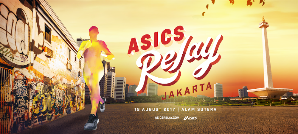 Asics Relay Jakarta • 2017