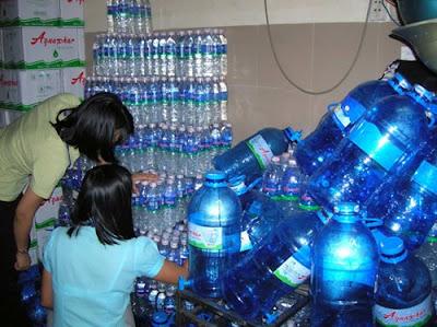 5 lý do không nên sử dụng nước đóng chai
