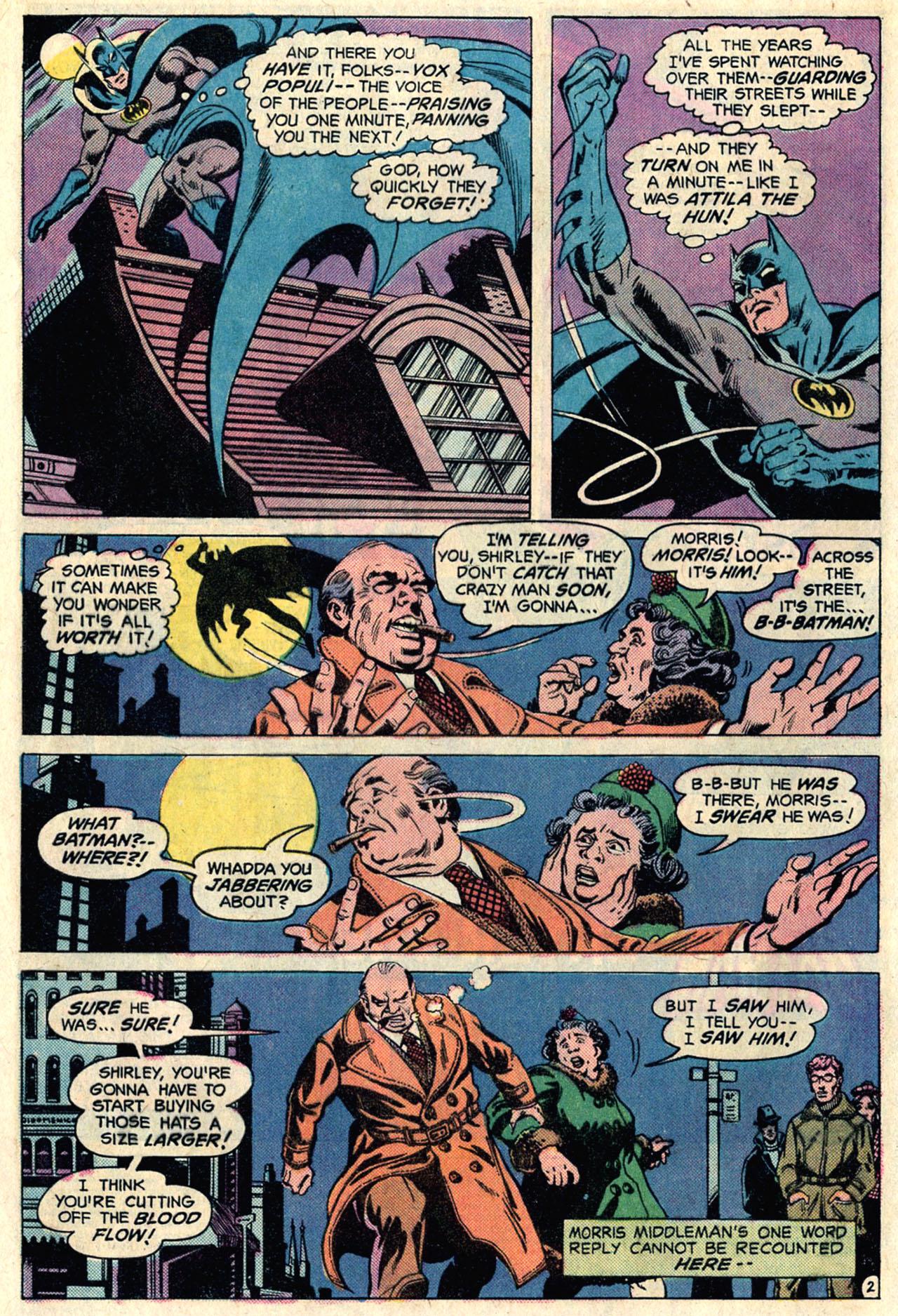 Detective Comics (1937) 447 Page 3