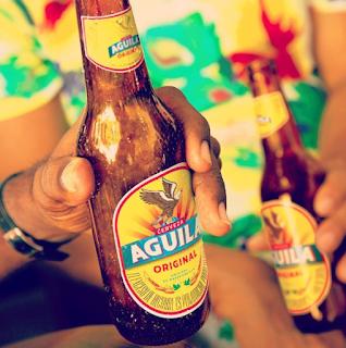 colombia cerveza aguila