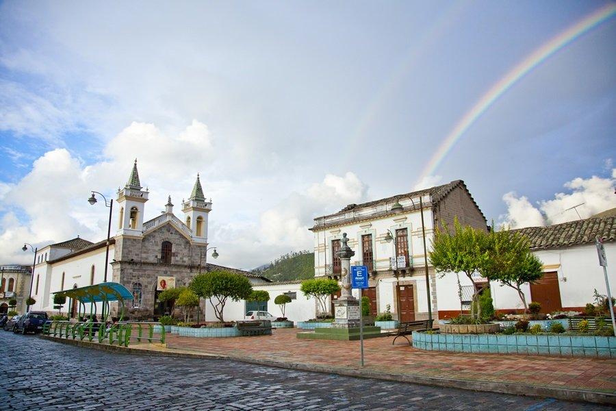 ¿Cuál es la gastronomía típica de la ciudad de Ibarra?