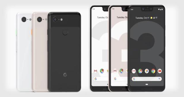 Google svela i Pixel 3 e 3XL con le nuove funzioni della IA Camera