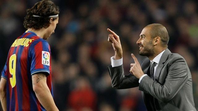Derby Manchester Ajang Pembuktian Ibrahimovic Kepada Guardiola