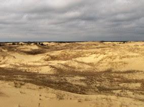 Nisipurile din Oleşchvsk