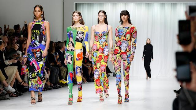 Konsep Runway Fashion Show Paling Unik Di Dunia
