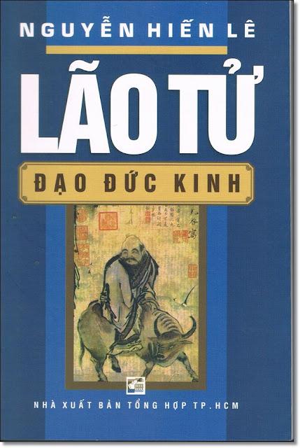 Đạo Đức Kinh (bản dịch của cụ Nguyễn Hiến Lê)