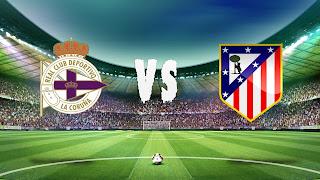 مشاهدة مباراة اتليتكو مدريد وديبورتيفو لاكورونا بث مباشر بتاريخ اليوم 2018/4/1 الدوري الاسباني