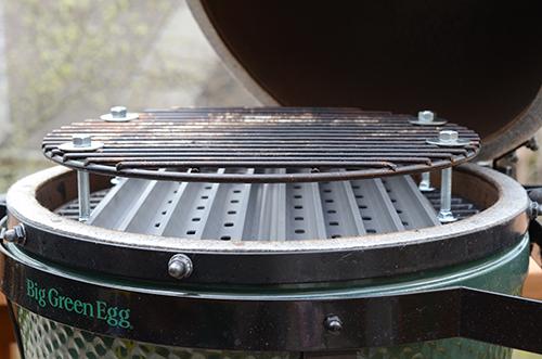 GrillGrates kamado grill, GrillGrates mini-max