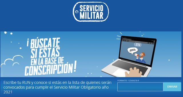 Se dio inicio al proceso de reclutamiento para el Servicio Militar