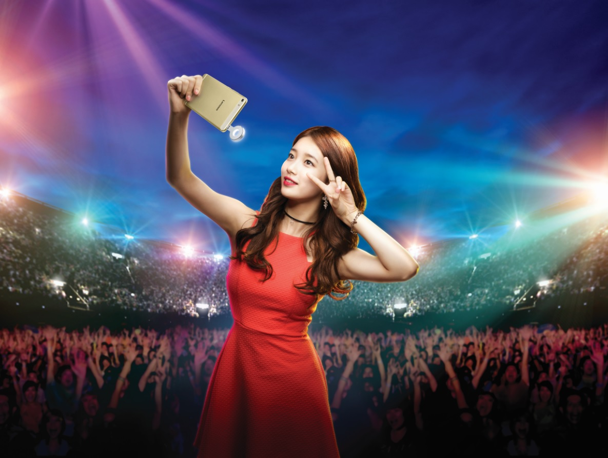 Korean Superstar and Lenovo PHAB Plus Ambassador Suzy Bae