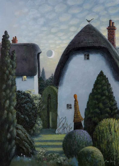 """The Visit"" by Alan Parry - 2018 