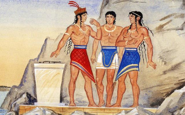 """Διάλεξη στο Ναύπλιο για τις """"Σχέσεις της Μινωικής Κρήτης με τη Μυκηναϊκή Ελλάδα"""""""