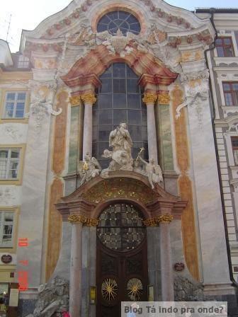 Asamkirche em Munique
