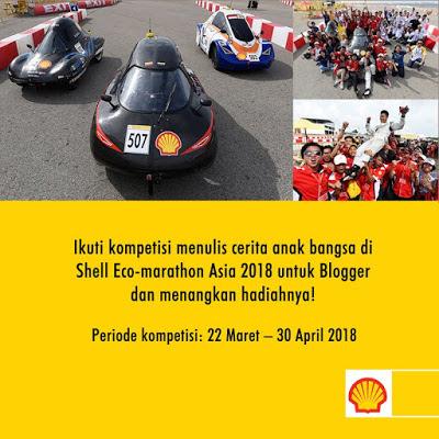 Indonesia juara di Shell Eco Marathon 2018