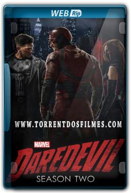 Baixar Demolidor 2ª Temporada Completa (2016) Torrent – WEB-Rip 1080p Dual Áudio