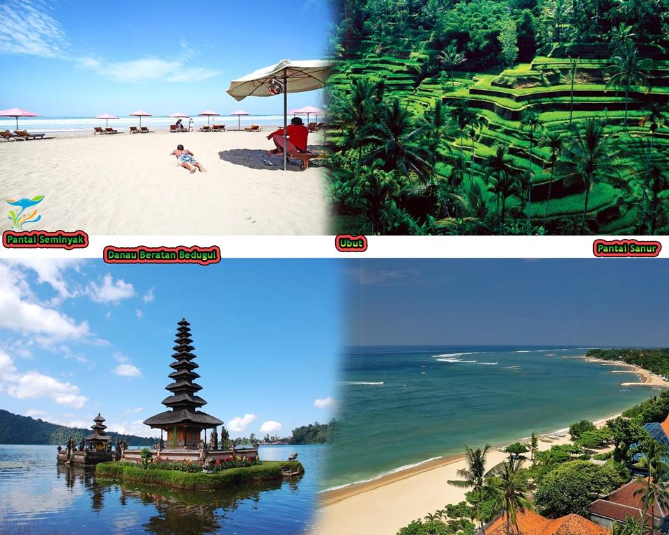 Rekomendasi Destinasi Wisata Di Pulau Bali - Destinasi ...