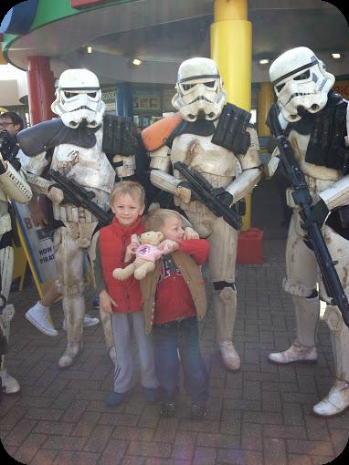 storm troopers legoland