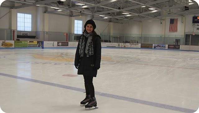 Aspen Recreation Center : Pista de Patinação no Gelo
