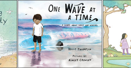 PW #SEL Booklist features ONE WAVE AT A TIME
