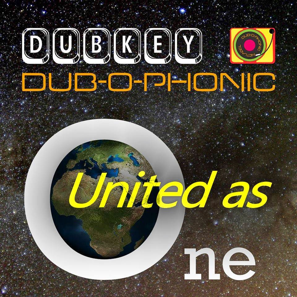 [DPH017] Dubophonic meets Dubkey - United as one / Dubophonic