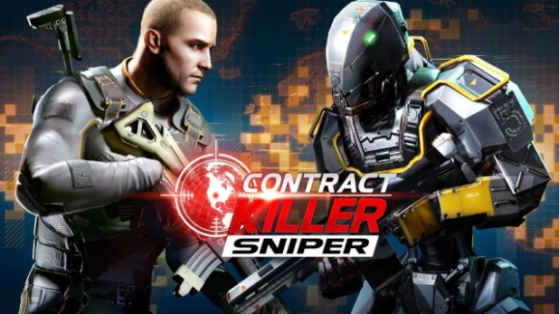 Contract Killer Sniper v6.1.1 Mod Apk Data Terbaru (Unlimited Ammo)
