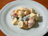 Ricetta insalata di mare con maionese