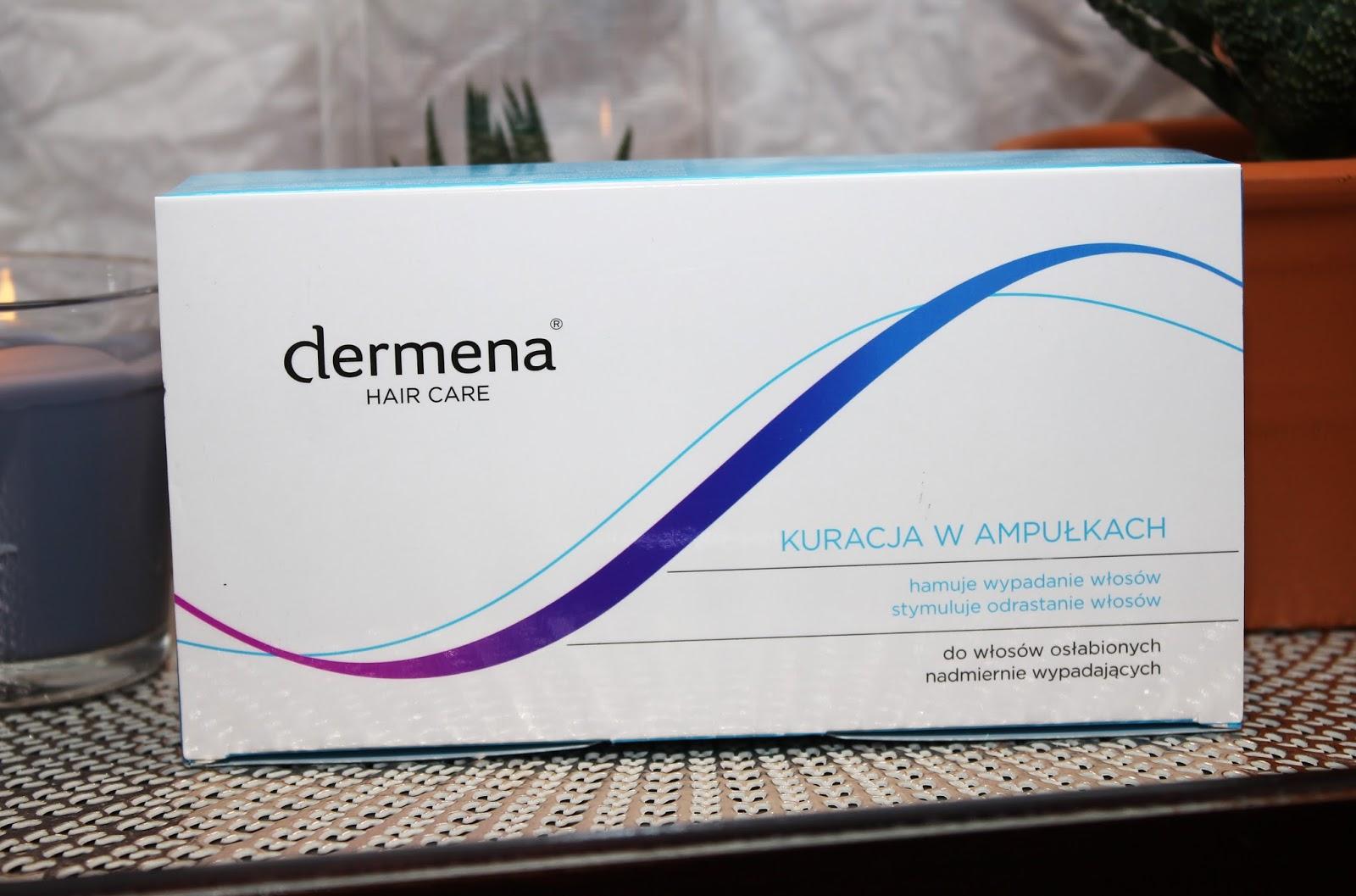 Dermena Complex -  jak profesjonalnie zadbać o włosy!