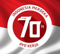 70 Tahun Indonesia Merdeka, 70 Years Indonesia