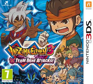 Free Download Inazuma Eleven 3 Team Ogre Attacks 3DS CIA EUR