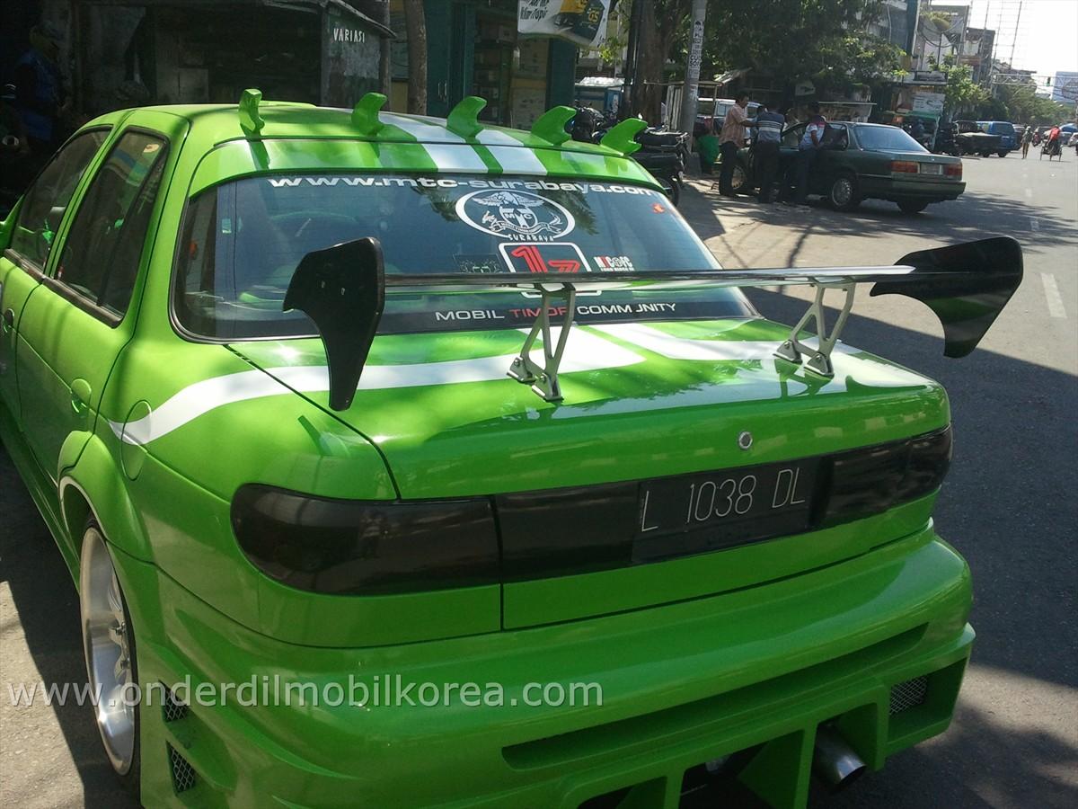 97 Koleksi Modifikasi Stiker Mobil Timor Terbaik