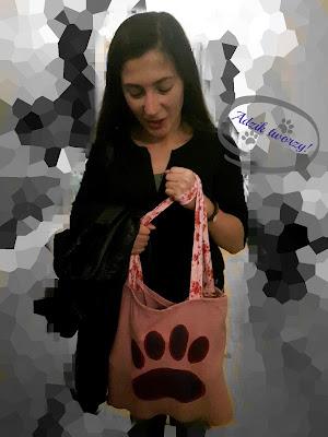 blog o szyciu - pojemna torba ekologiczna