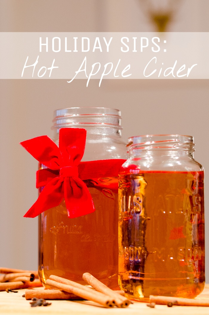 hot apple cider recipes, slow cooker recipes